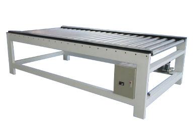 UV涂装辅助设备-辊式输送机