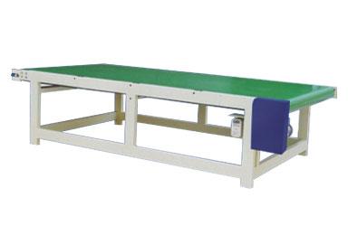 UV涂装生产线辅助设备-皮带输送机