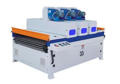 紫外光三灯UV光固化机