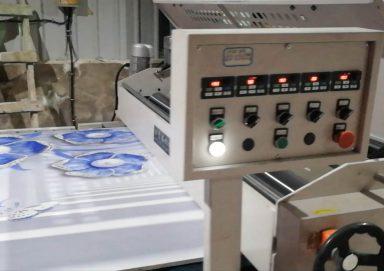 1700型石材大板UV辊涂机生产线