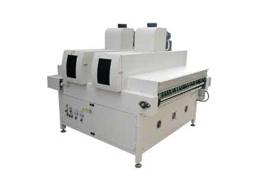 紫外光双灯UV光固化机